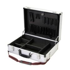 ALUMINUM GUN UTILITY FOAM FILL DIVIDERS TOOL PALLET FILE POCKET ELECTRONIC CASE
