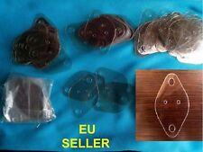 50x MICA Transistor INSULATORS > TO-3 2N3055 2N3773