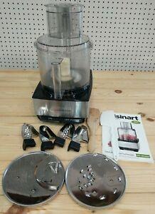 Cuisinart 14 Cups Full-Size Food Processor, DFP-14BCN (Type 33), Silver/Black