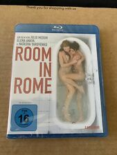 ROOM IN ROME (2010) Blu Ray NEW & SEALED Sexy Romance Gay Interest