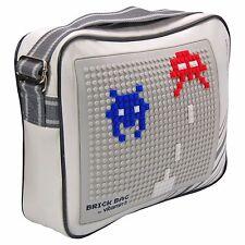 Sacoche à personnaliser avec des briques brick bag Brick messenger bag
