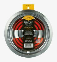 """Stanco Steel REFLECTOR BOWL 6"""" Heavy Duty Chrome-Plated Electric Plug-In 701-6"""