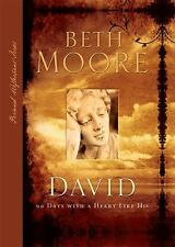 David : 90 Days with a Heart Like His by Beth Moore