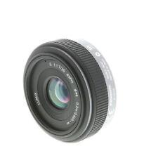 Panasonic Lumix G 20 mm f/1.7 II ASPH-garantie 2 an