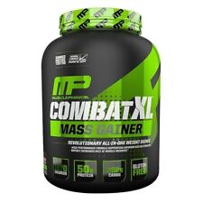 Musclepharm MUSCLE PHARM Combat MASS Gainer XL Vanilla 2.7kg MP Protein WPI WPC