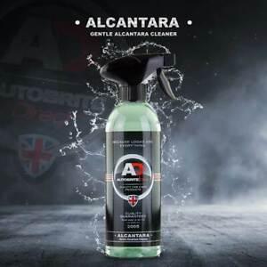 Autobrite Direct - Alcantara & Suede Surface Cleaner 500ml