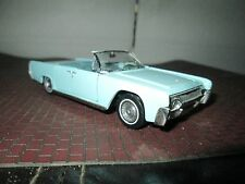 Franklin Mint 1 43 1961 Lincoln Continental convertible 4 door loose w/o paper