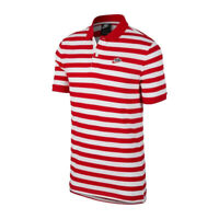 Polo Piqué PQ Script NSW Polo Homme Men Nike / CT5603-657 BQ9074-657 / Rouge / M