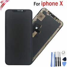 For Apple iPhone X Digitizer Assembly Replacement OLED Display Touch Screen