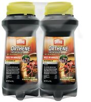 Orthene Fire Ant Killer Terro Insecticide Ortho pco Powder 2-12 OZ Bottles BEST
