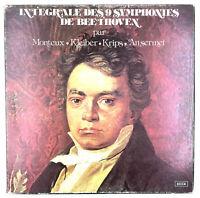 Vinyle 33T x7 LP - Beethoven : Les 9 Symphonies dir. Ernest Ansermet - DECCA