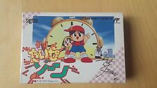 TIME ZONE FC FAMICOM COMPLETE JAPAN