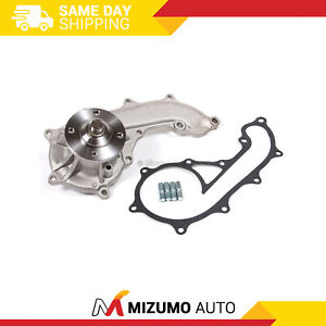 Water Pump Fit Fit Toyota Tacoma 4Runner T100 2.4 2.7 DOHC 2RZFE 3RZFE