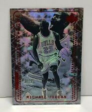 Michael Jordan 2004 Upper Deck Star Zone Hologram Sample Promo card
