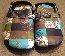 Berkinstock Berkis Unisex Children's Shoes Clogs With Straps NWOB Size 12