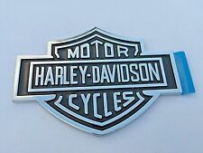 (1) Gas Tank Emblem For Harley Davidson HD Jeep Chevy GMC Ford F150 Wrangler