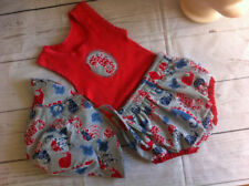 Cotton Blend Beach & Tropical Baby Unisex Clothing