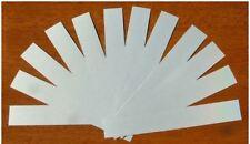 1 Dozen WHITE REFLECTIVE ARROW WRAPS + EXTRAS!!!  *Multiple Sizes Available*