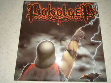 Pokolgep – Totális Metál LP 1986 very rare