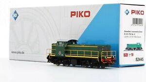PIKO Expert 52445 D141 1004 Livery Green Headbands Yellow Fs. DCC Sound
