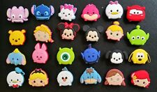 24 x Disney Tsum Tsum Croc Shoe Charms Crocs Jibbitz Wristbands Shoes Charm