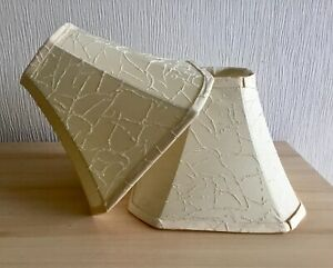 Pair of Good Quality Lampshades see pictures for size