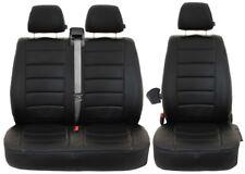 Sitzbezüge Schonbezüge aus Kunstleder passend für Ford Transit