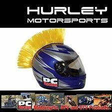 PC RACING MX ATV Helmet Mohawk Motorcycle - YELLOW - PCHMYELLOW (57-9970Y)