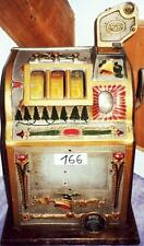 One-Armed Bandit Casino Mills Novelty Bell Owl Gooseneck Slot machine Anti