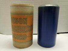 Edison Blue Amberol Cylinder Record #1933 Come Where My Love Lies Dreaming (#93)