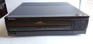 Pioneer Laserdisc Player CLD-980 - WORKS