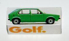 Reprobox Schuco 1:43 - VW Golf 1 - Werbebox für Volkswagen
