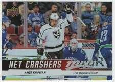 2019-20 Upper Deck MVP Hockey Net Crashers #NC-6 Anze Kopitar Kings