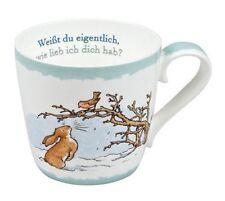 conejos blanco tú en realidad, wie lieb ich dich hizo Invierno Taza de café Té