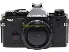 Olympus OM2s nera. Modello molto raro! Garanzia 12 mesi. Reflex automatica. OM-2