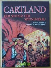 Jonathan Cartland (fragmento) #4 HC el tesoro de los spinnenfrau Limousine Hardcover