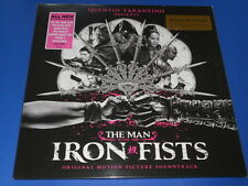 The man with the iron fists - 2LP 180 GRAMMI SIGILLATO