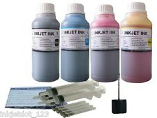 Refill ink kit for Canon PG-210 210XL CL-211XL MP270 MP280 MP240 MP250 4x250ml