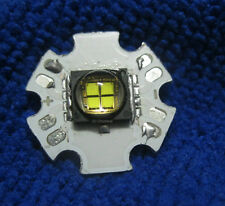2013 NEW Cree XLamp MC-E White Color 10W LED Emitter with 20mm Star base