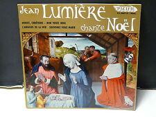 JEAN LUMIERE chante NOEL Minuit chrétien ... 91069