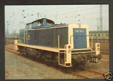 "TRAIN D'ALLEMAGNE / LOCOMOTIVE TRACTEUR ""BAUREIHE 290"""