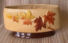 Sylvac 4001 Autumn Leaves Vase, retro, vintage, shabby chic
