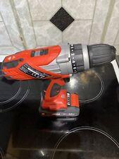 Einhell Taladro Inalámbrico Controlador Power X Change 18v TE-CD 18 Batería de litio
