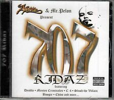 Dyablo , Profeta Records. 707 Ridaz  Chicano Rap, r&b, Espanol [CD New]