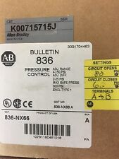 Allen Bradley K00715715J Pressure Control Free Ground Ship To Continental U.S.