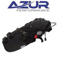 Azur Bike Bicycle Large Waterproof Saddle Bag 210D 8.1 Litre