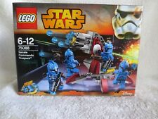 "LEGO STAR WARS 75088 'SENATE COMMANDO TROOPERS �€"" NEW SEALED"
