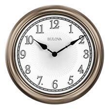 Bulova Light Time Wall Clock