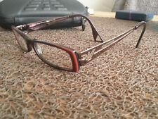 Monture de lunettes de vue Emporio Armani avec étui