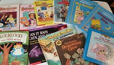 Classic Childrens Books Lot of 11- Baby Sitters Club, Muppet Babies, Goldilocks